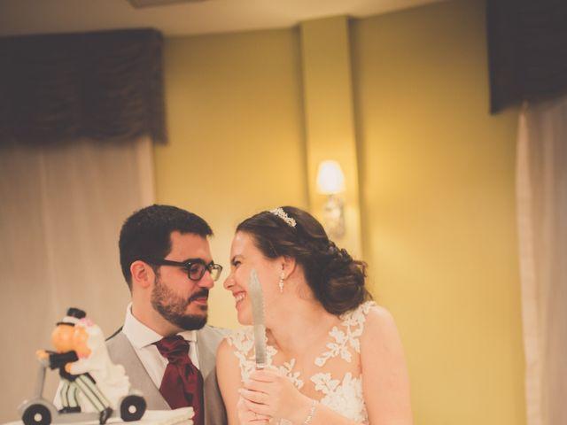 La boda de Miguel Ángel  y Noelia  en Leganés, Madrid 110