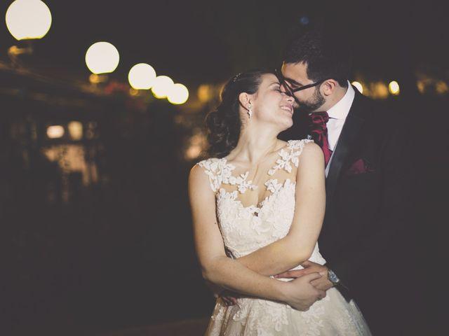 La boda de Miguel Ángel  y Noelia  en Leganés, Madrid 128