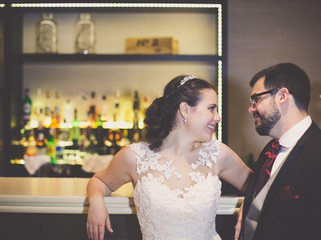 La boda de Miguel Ángel  y Noelia  en Leganés, Madrid 130
