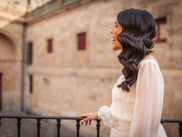 La boda de Berna y Elena en Salamanca, Salamanca 35