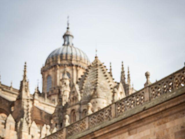 La boda de Berna y Elena en Salamanca, Salamanca 36