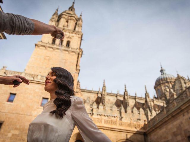La boda de Berna y Elena en Salamanca, Salamanca 37