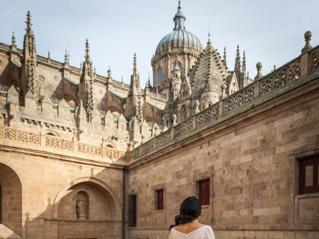 La boda de Berna y Elena en Salamanca, Salamanca 39