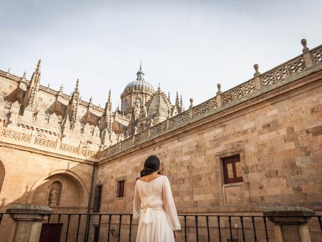 La boda de Berna y Elena en Salamanca, Salamanca 40