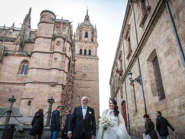 La boda de Berna y Elena en Salamanca, Salamanca 43