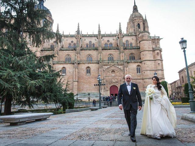 La boda de Berna y Elena en Salamanca, Salamanca 44