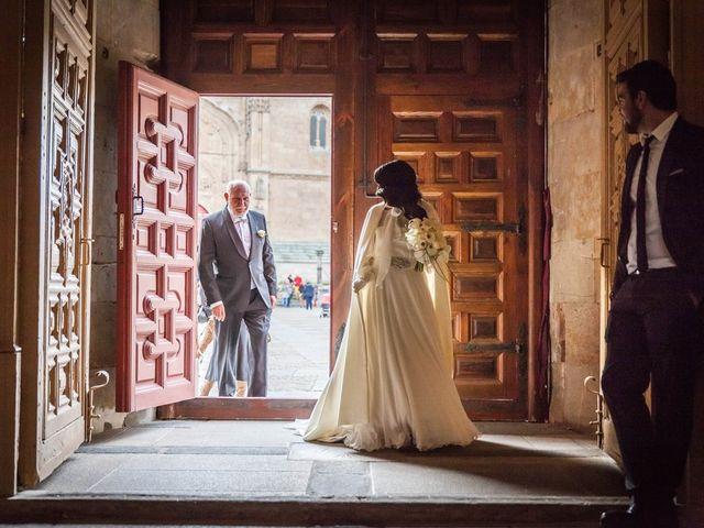 La boda de Berna y Elena en Salamanca, Salamanca 45