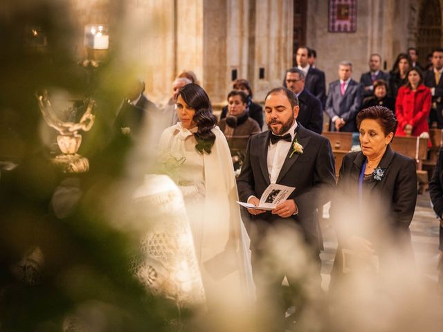 La boda de Berna y Elena en Salamanca, Salamanca 47
