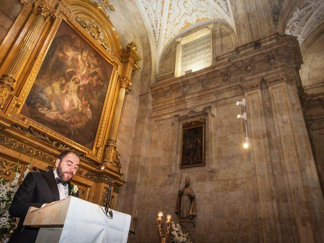 La boda de Berna y Elena en Salamanca, Salamanca 48