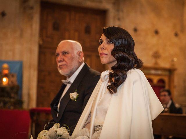 La boda de Berna y Elena en Salamanca, Salamanca 49