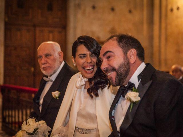 La boda de Berna y Elena en Salamanca, Salamanca 50