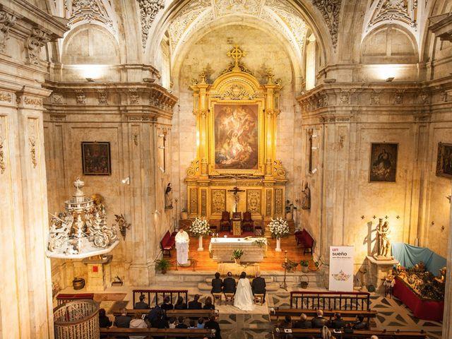 La boda de Berna y Elena en Salamanca, Salamanca 51