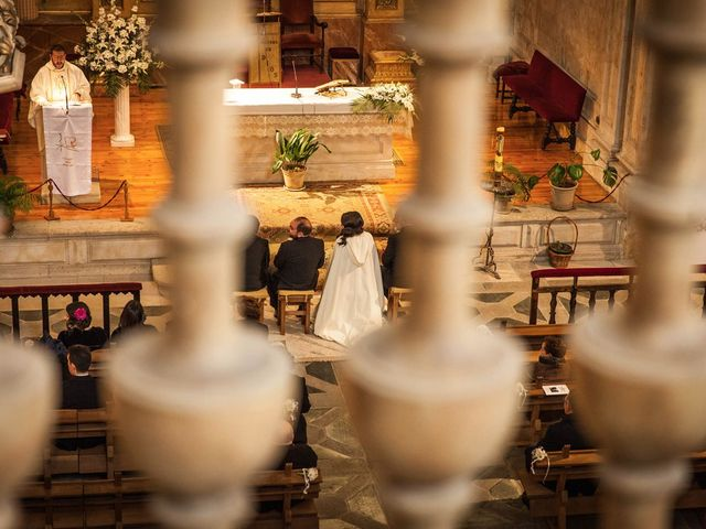 La boda de Berna y Elena en Salamanca, Salamanca 52