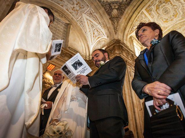 La boda de Berna y Elena en Salamanca, Salamanca 53