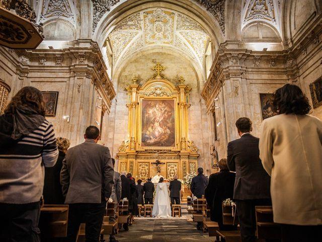 La boda de Berna y Elena en Salamanca, Salamanca 54