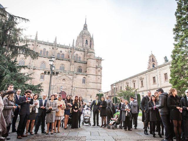 La boda de Berna y Elena en Salamanca, Salamanca 56