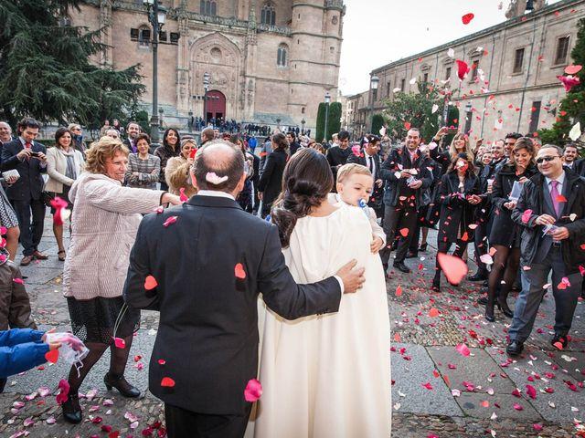 La boda de Berna y Elena en Salamanca, Salamanca 57
