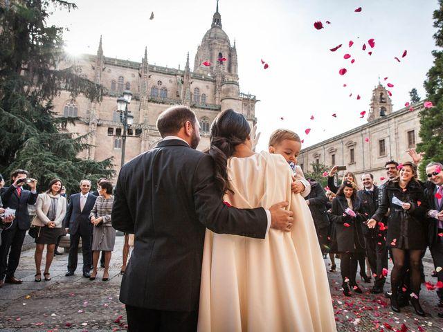La boda de Berna y Elena en Salamanca, Salamanca 58