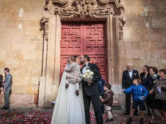 La boda de Berna y Elena en Salamanca, Salamanca 59