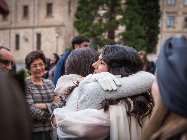 La boda de Berna y Elena en Salamanca, Salamanca 61