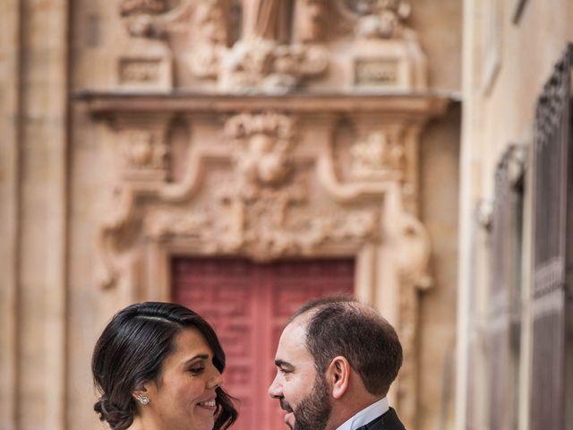 La boda de Berna y Elena en Salamanca, Salamanca 62