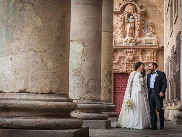 La boda de Berna y Elena en Salamanca, Salamanca 63