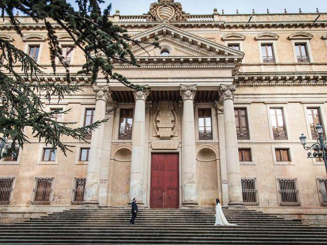 La boda de Berna y Elena en Salamanca, Salamanca 64