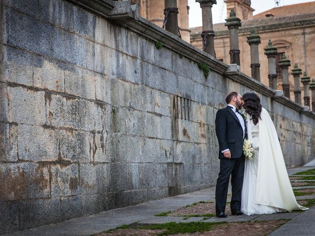 La boda de Berna y Elena en Salamanca, Salamanca 65
