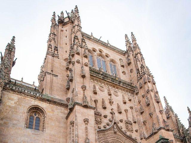 La boda de Berna y Elena en Salamanca, Salamanca 66