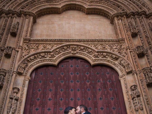 La boda de Berna y Elena en Salamanca, Salamanca 68