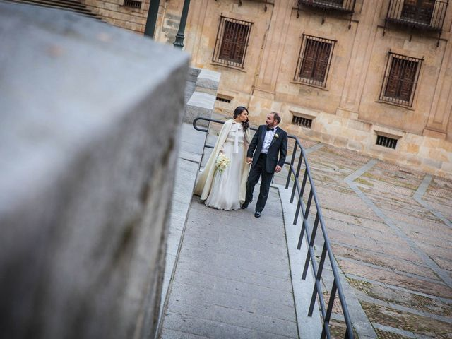 La boda de Berna y Elena en Salamanca, Salamanca 70