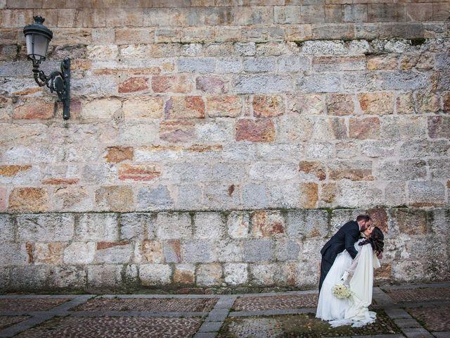 La boda de Berna y Elena en Salamanca, Salamanca 72