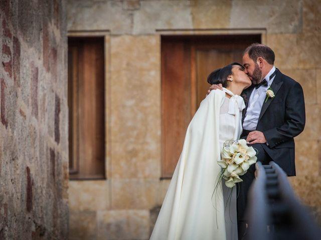 La boda de Berna y Elena en Salamanca, Salamanca 75