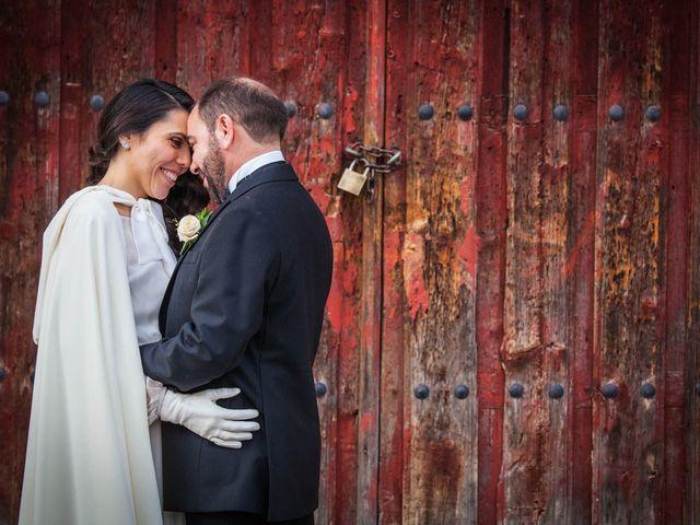 La boda de Elena y Berna