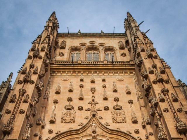 La boda de Berna y Elena en Salamanca, Salamanca 81