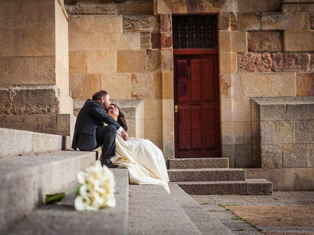 La boda de Berna y Elena en Salamanca, Salamanca 83