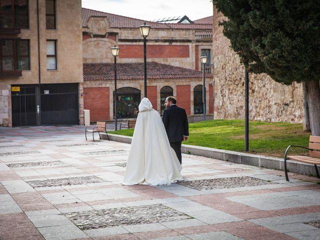 La boda de Berna y Elena en Salamanca, Salamanca 85