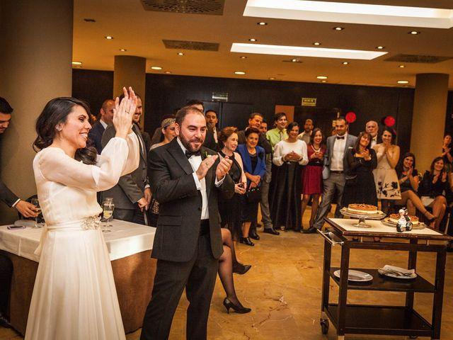 La boda de Berna y Elena en Salamanca, Salamanca 93