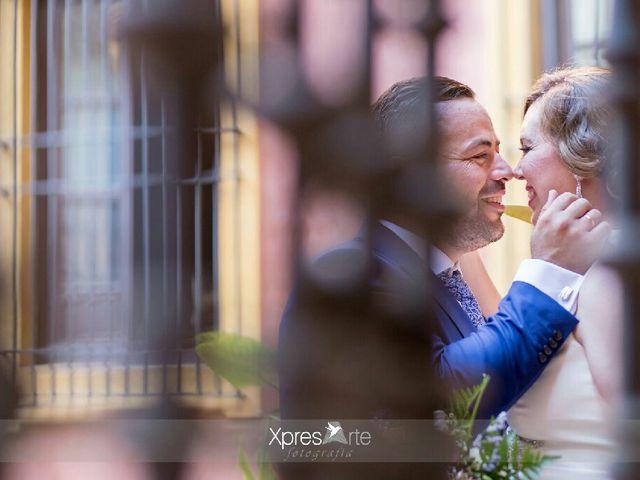 La boda de Rocio y Manuel