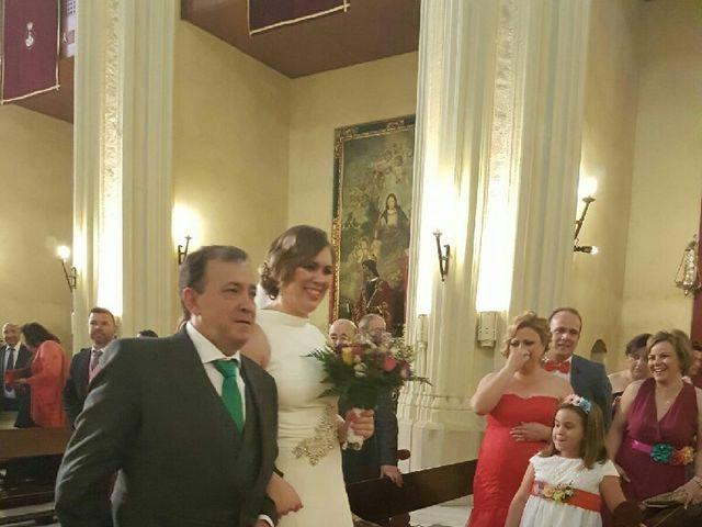 La boda de Manuel  y Rocio en Sevilla, Sevilla 5