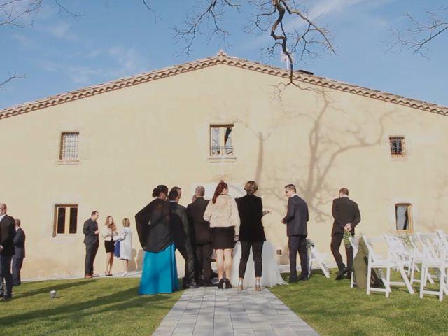 La boda de Arseni y Lídia en Pueblo Sant Andreu Salou, Girona 6