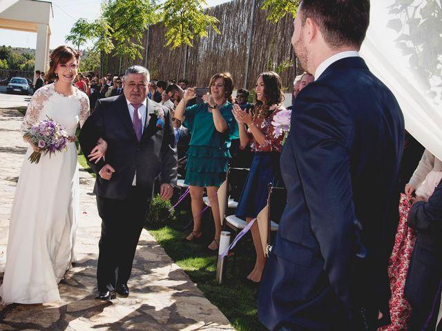 La boda de David y Mapi en Mas De Las Matas, Teruel 4