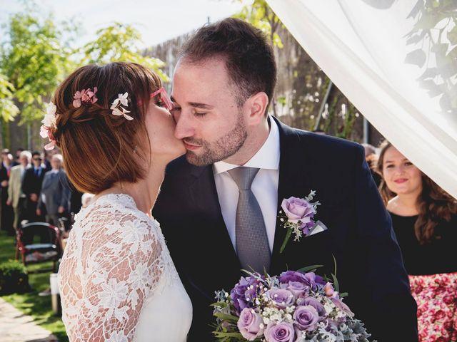La boda de David y Mapi en Mas De Las Matas, Teruel 5