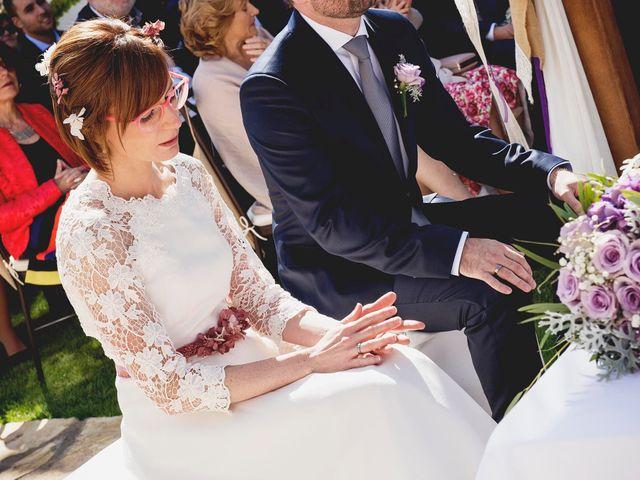 La boda de David y Mapi en Mas De Las Matas, Teruel 8