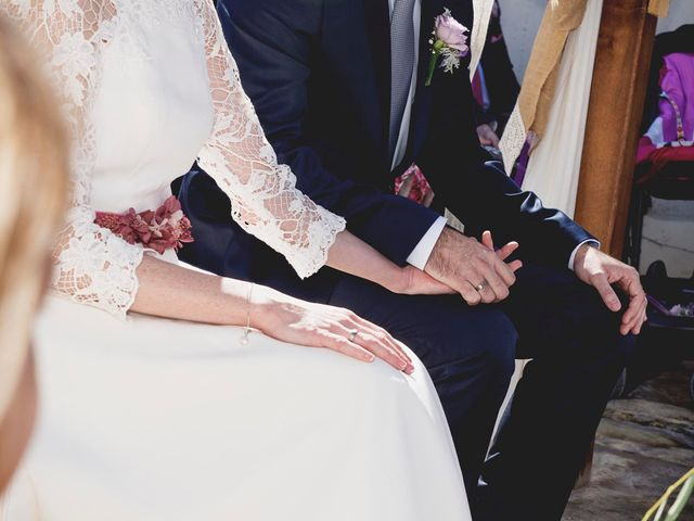 La boda de David y Mapi en Mas De Las Matas, Teruel 9