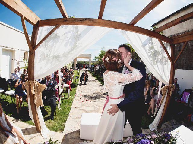 La boda de David y Mapi en Mas De Las Matas, Teruel 10
