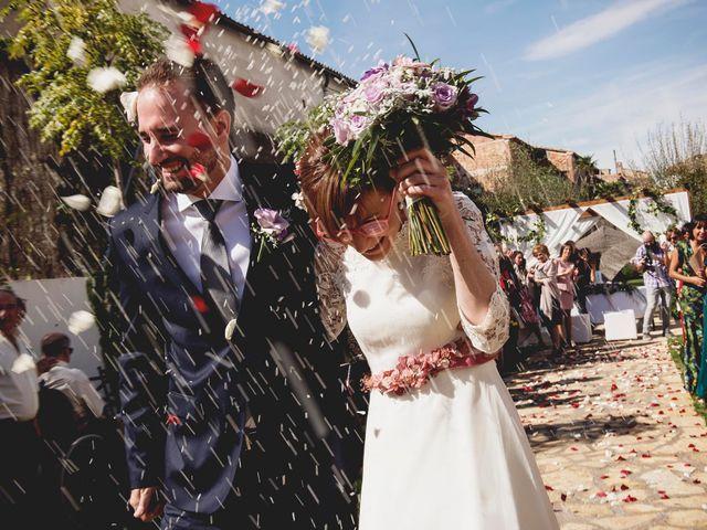 La boda de David y Mapi en Mas De Las Matas, Teruel 11