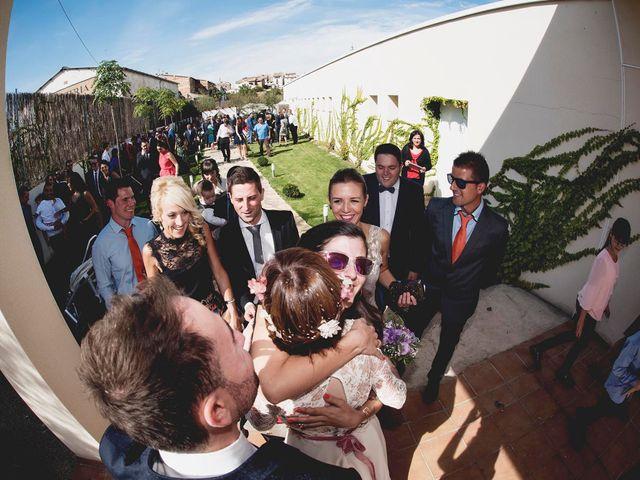 La boda de David y Mapi en Mas De Las Matas, Teruel 12