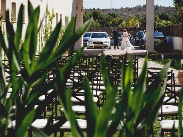 La boda de David y Mapi en Mas De Las Matas, Teruel 13