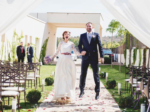La boda de David y Mapi en Mas De Las Matas, Teruel 14